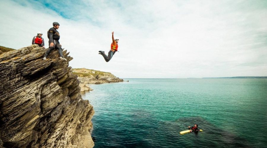 7 Amazing Facts About Coasteering