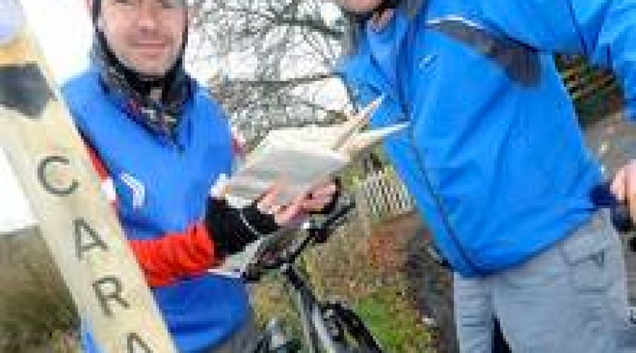 New 17 mile cycle trail in Bodmin Moor