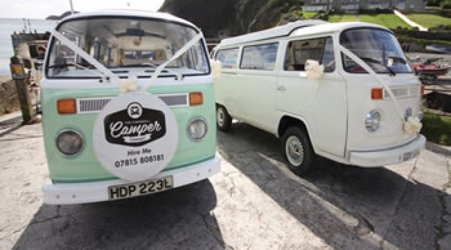 The Cornwall Camper Company hits the road