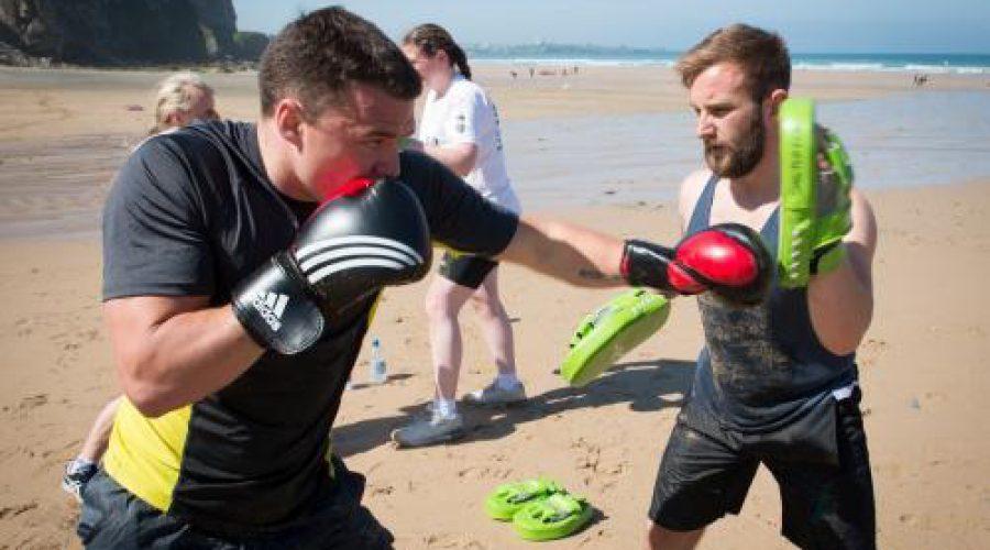RAF Beach Training Returns to Watergate Bay