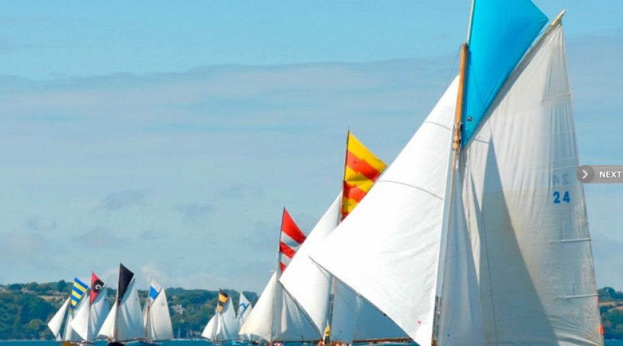 Sailors & Revellers Unite for Falmouth Week