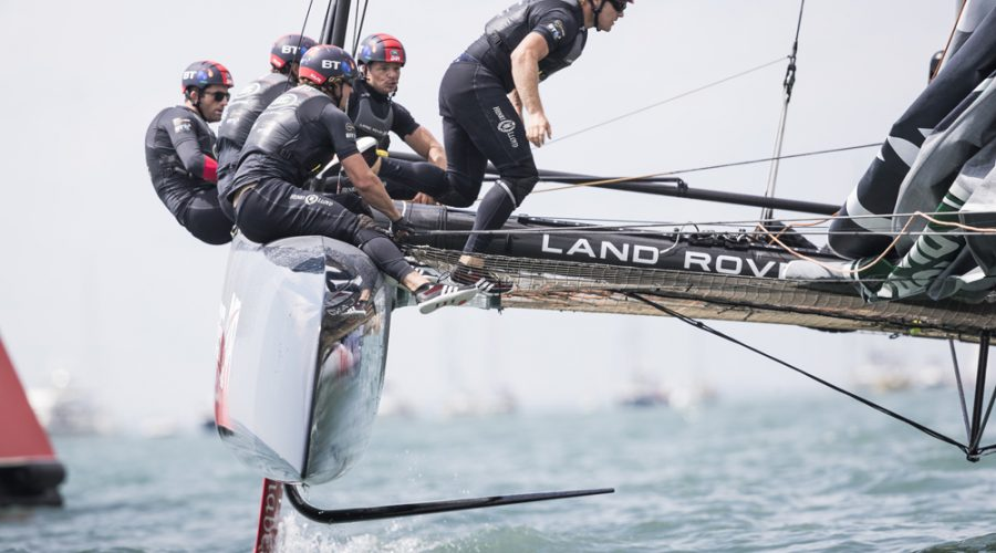 Ainslie's America's Cup Bid Ends in Semi Finals