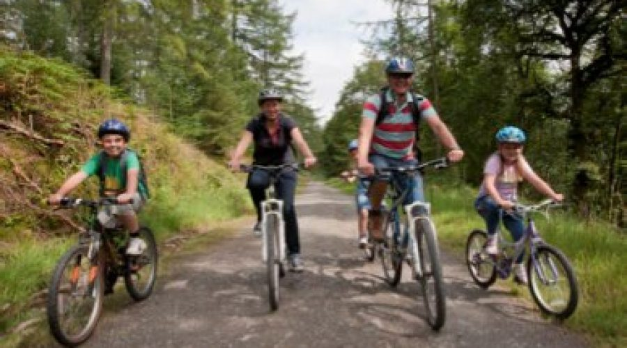 New Cycle Trails Planned at Lanhydrock