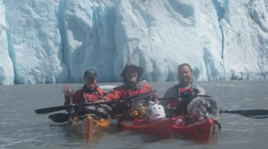 The Big 5 Kayak Challenge Team complete Record Paddle!