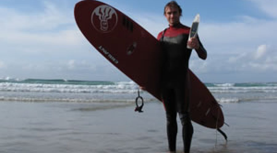 Surf Company Wins Award