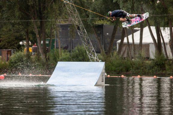 Nick Davies wakeboarder
