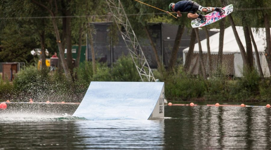 World Champion Wakeboarder Heads to Cornwall