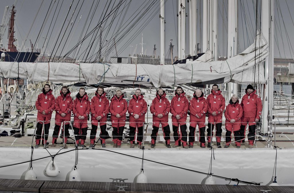 Twelve elite skippers of the Clipper 2015-16 Round the World Yacht Race