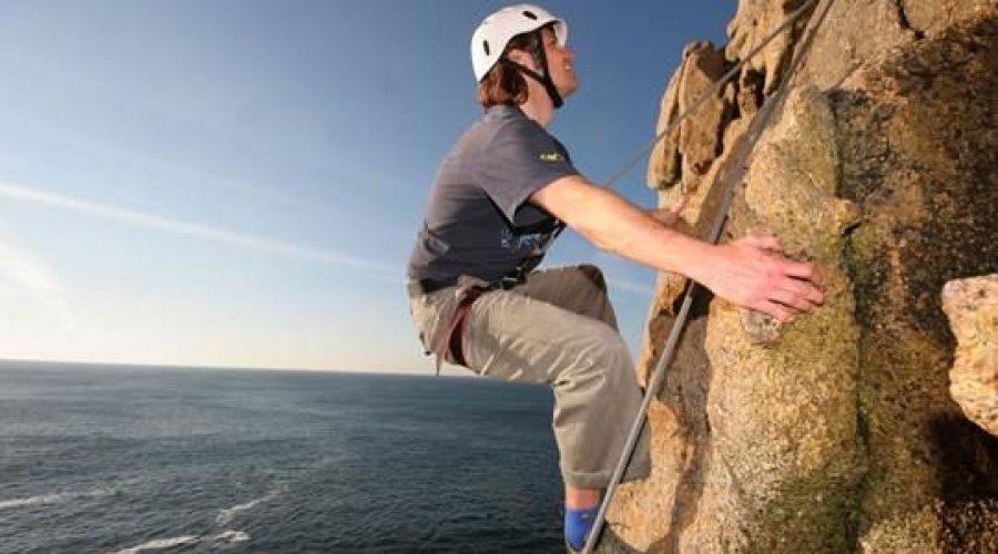 Rock Climbing in Sennen