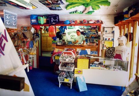 Aggie Surf Shop