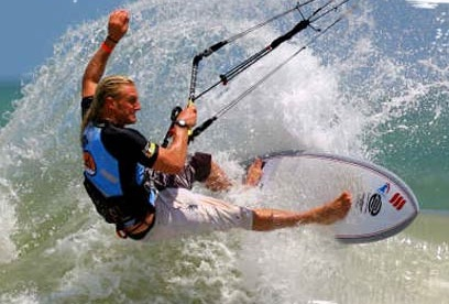Atlantic Riders kitesurfing