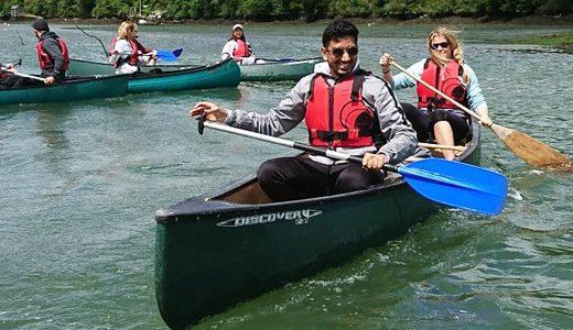 Canoe Cornwall