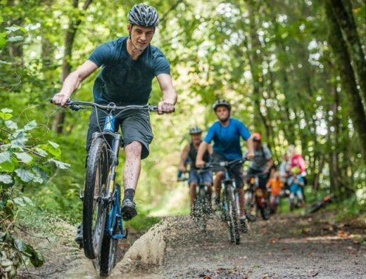 Tamar Trails mountain biking