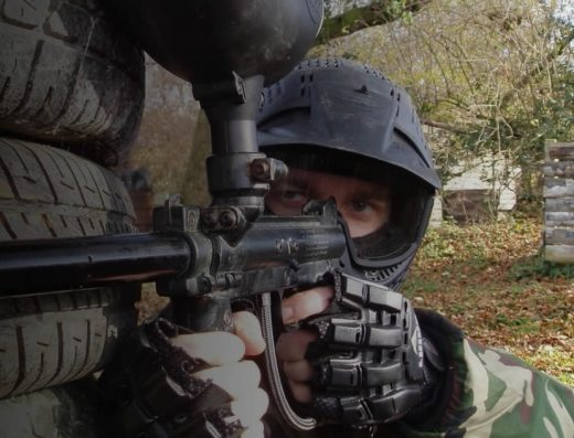 paintball polson in Cornwall