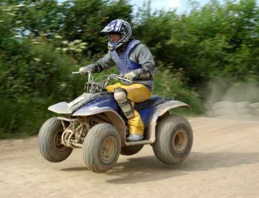 Quad biking Cornwall