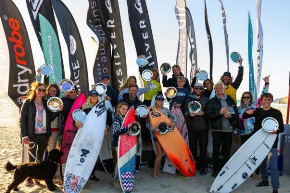 2019 English Surfing Champions