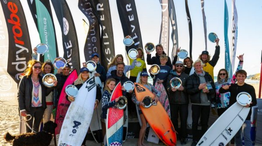 The 2019 English Surfing Champions Crowned
