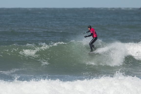Fun Time at the Longboard Surf Classic