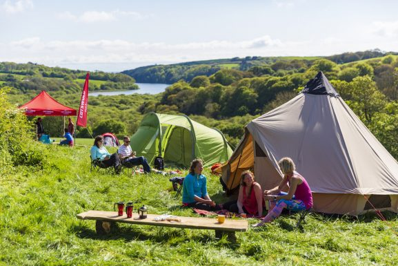 Camping South West Outdoor Festival