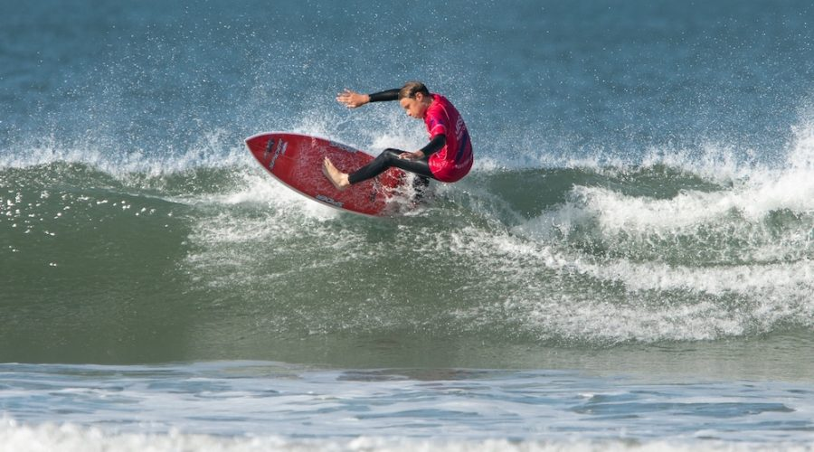Cornwall's Lucas Skinner Dominates at Jesus Surf Classic